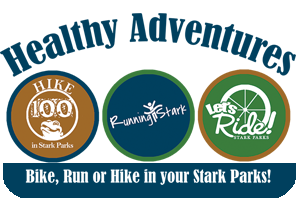 Healthy Adventures 2018 Button
