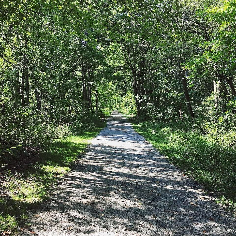 Iron Horse Trail in Alliance