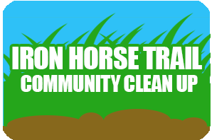 Iron Horse Trail community cleanup