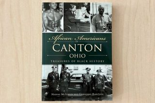 Front cover of book featuring African American men and women