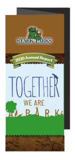 Together We are a Park Brochure Title Page
