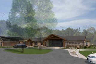 Concept of New Wildlife Center
