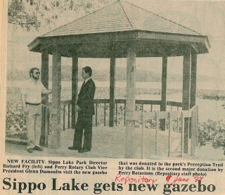 SLP Gazebo with Fry