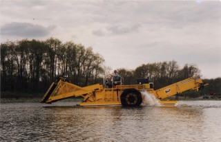 Dredging of Sippo Lake Park